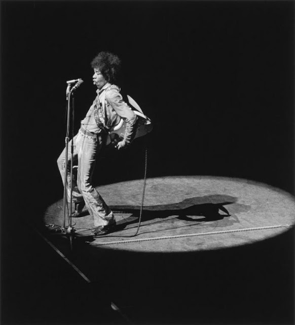 Jimi Hendrix en París