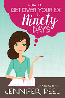 Heidi Reads... How to Get Over Your Ex in Ninety Days by Jennifer Peel