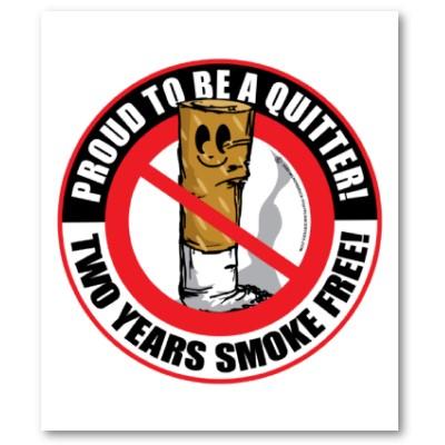 Devo is 2 Years Smoke Free Today!!! - Celebrations! - Quit Train ...