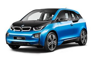 BMW i3 (2017) Front Side