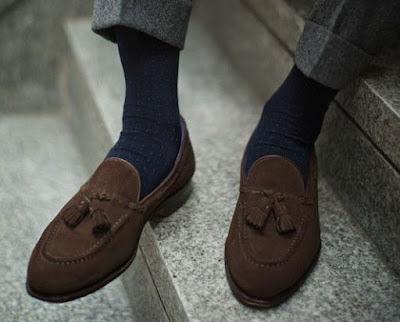 Tips Memilih Sepatu yang Tepat Untuk Kemeja Pria