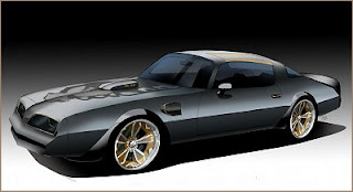 2017 Trans Am Firebird Performance,