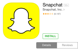 Download Snapchat Apk v10.3.0.0 Full version 2017