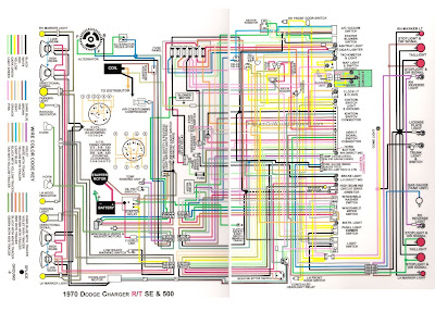 dodge charger wiring schematic    dodge       charger    r t se and 500 1970 complete    wiring    diagram     dodge       charger    r t se and 500 1970 complete    wiring    diagram