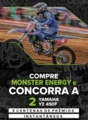 Cadastrar Promoção Monster Energy 2019 Acelere - 2 Motos e Prêmios Instantâneos
