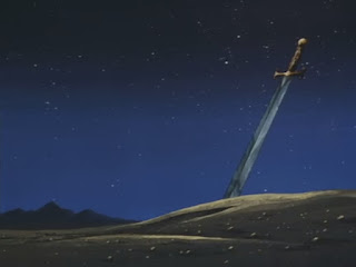 """Fate click sull'immagine per aprire il link al video dell' ending di """"Panzer World Galient"""""""