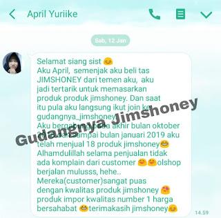 Reseller Jimshoney Jawa Tengah