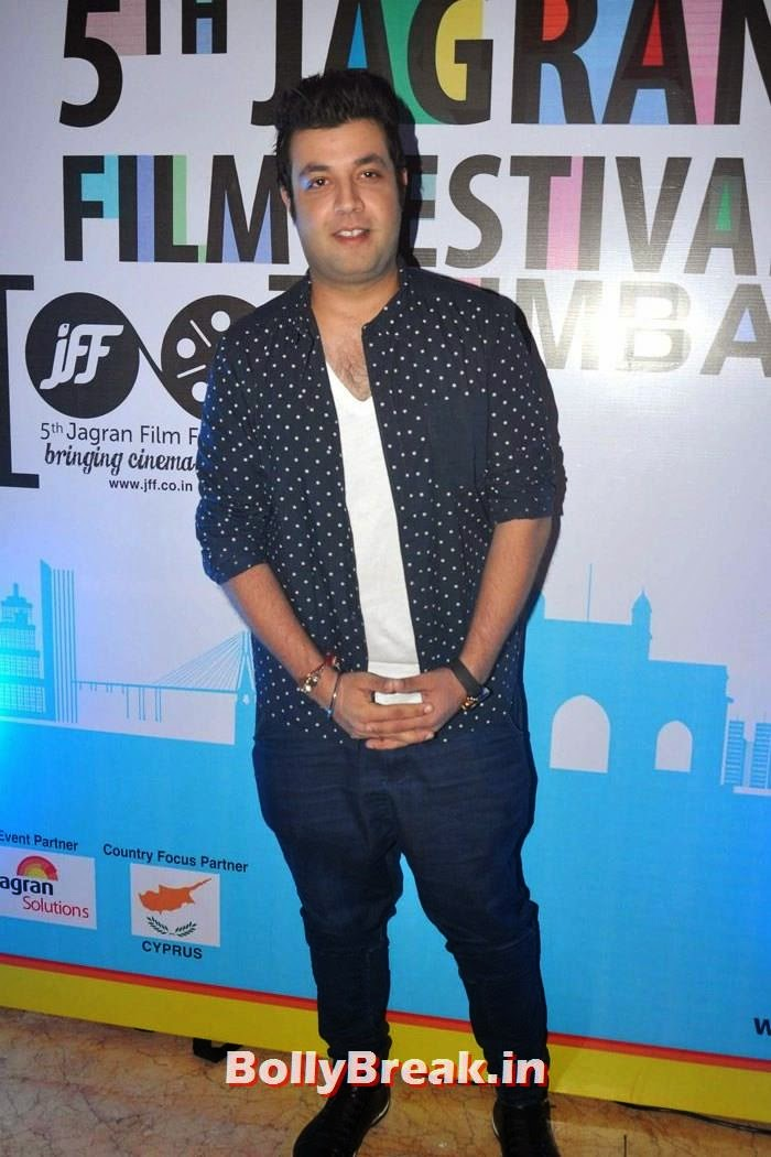 Varun Sharma, 5th Jagran Film Festival Red Carpet Pics
