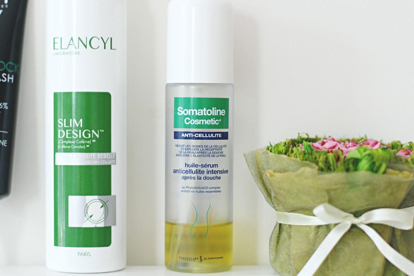 Somatoline Cosmetic Huile Sérum Anticellulite Intensive