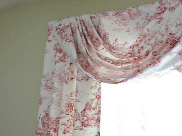 Toile Fabric Curtains