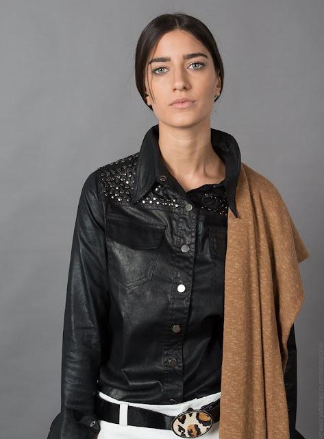 Moda invierno 2016 ropa de mujer Marcela Pagella.
