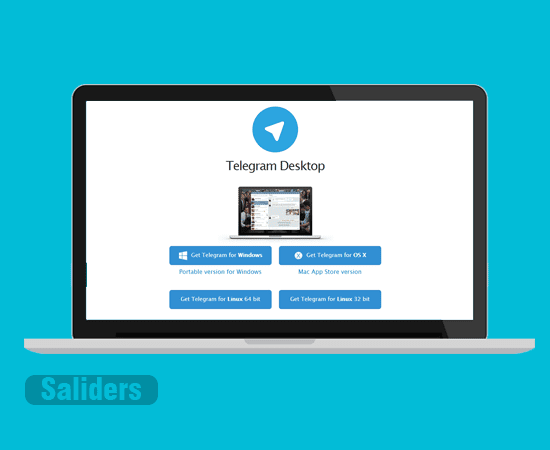 Saliders, How to use Telegram on Android, PC, Laptop, computer, how to create account telegram via PC, cara install dan membuat akun telegram melalui komputer atau laptop