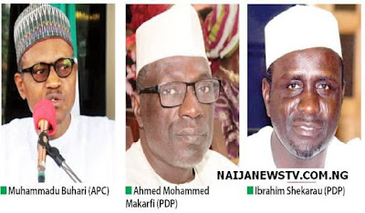 46 Presidential Candidates To Replace Buhari in 2019