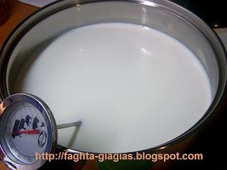 Γιαούρτι σπιτικό - από «Τα φαγητά της γιαγιάς»