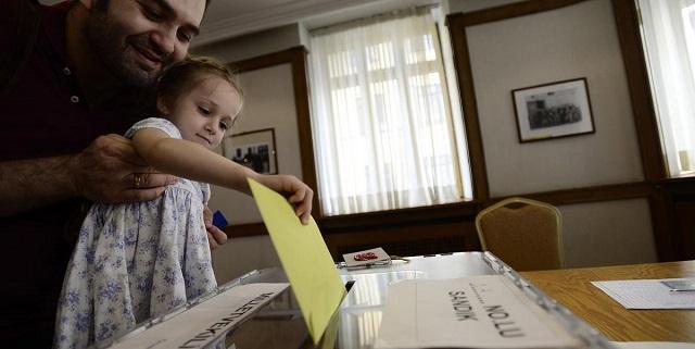 Sancaktepe 1 Kasım 2015 Genel Seçim Sonuçları