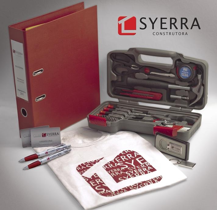 BLOG da Construtora SYERRA: Kit SYERRA