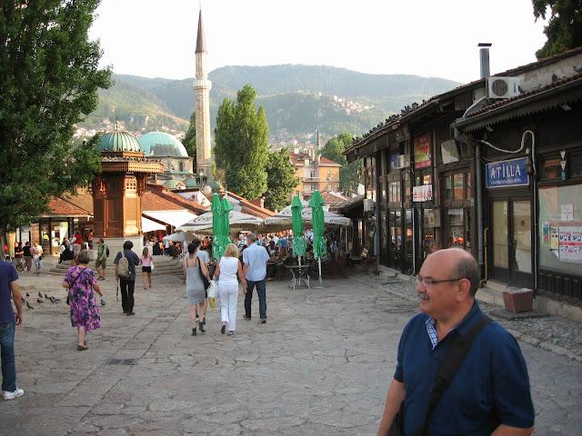 Başçarşı, Saraybosna