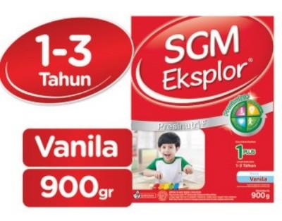 Susu SGM 1-3 Tahun