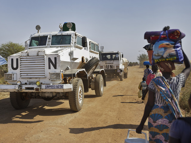 O embargo de armas contra o Sudão do Sul não conseguiu avançar no Conselho de Segurança da ONU, dando um golpe nos esforços para deter os combates na jovem nação