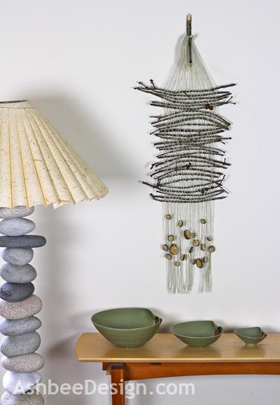 Ashbee Design Twig Weaving Tutorial Off Loom