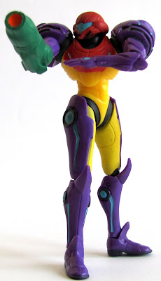Samus out of the box 2