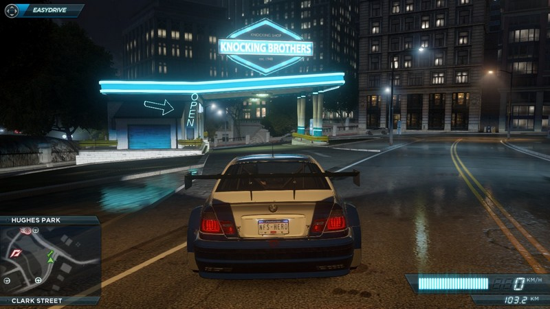 Need for Speed: Most Wanted Remastered Graphics Mod 2018