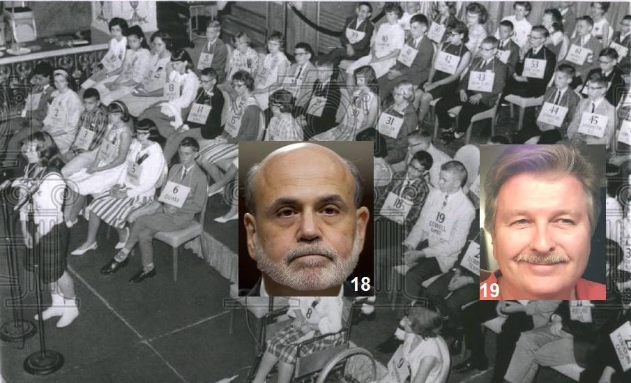 Ben Bernanke & Me