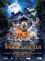 Casa Magicianului Online Dublat In Romana