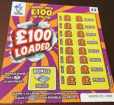 £2 £100 Loaded