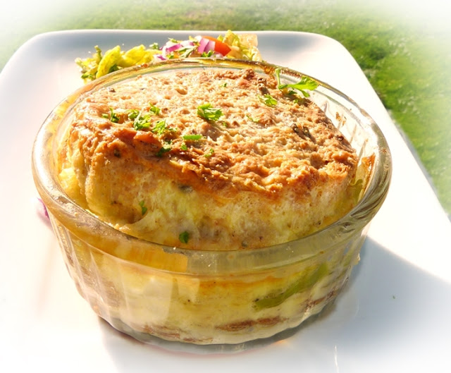 cheddar-cheese-souffle-recipe