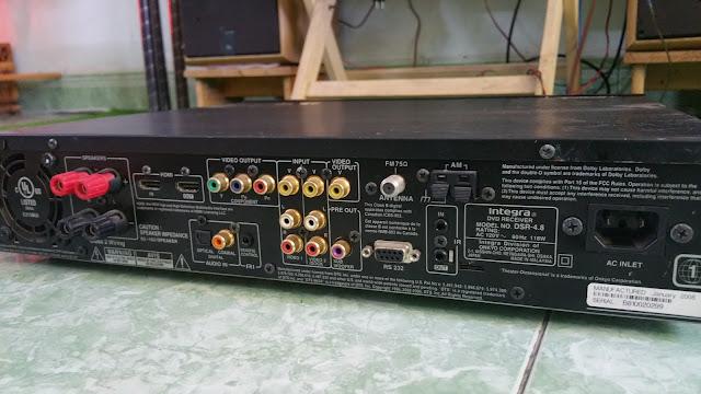 Ampli 5.1 dts - Ampli stereo - Đầu MD làm DAC - Đầu CDP - Sub woofer v.v.... - 14