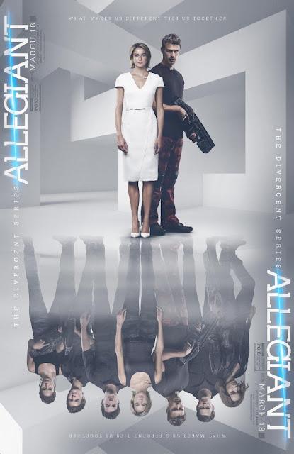 A Série Divergente: Convergente DVD-R