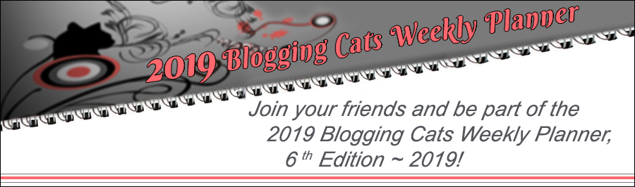 Blogging Cats Calendar