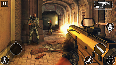 Modern Combat 5: Blackout Mod APK Latest 2016 Version Free Download For Android And Tablets