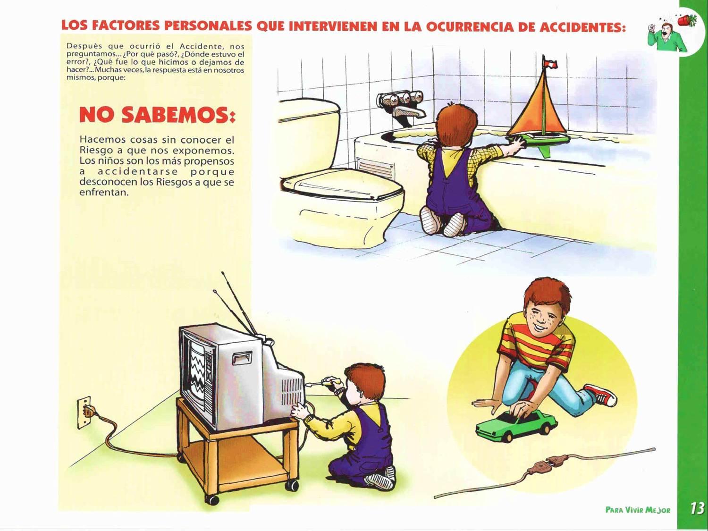 Madres Primerizas Prevenir accidentes en casa