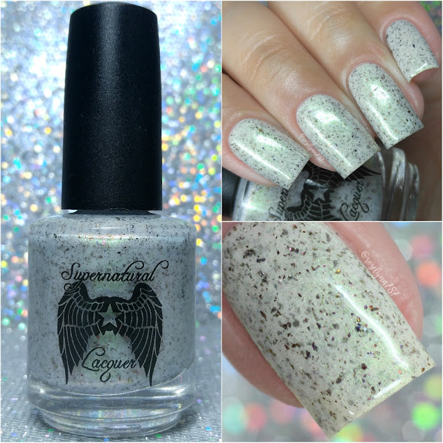 Supernatural Lacquer - Yule Ball | Swatches & Review