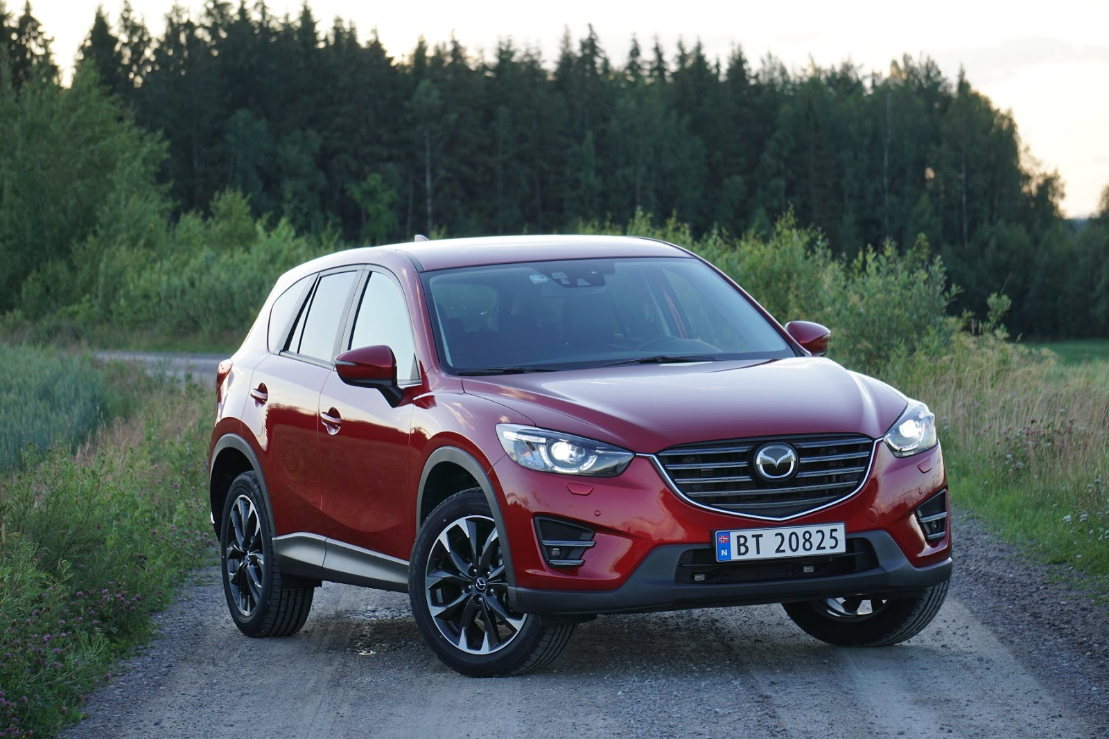 test mazda cx 5 optimum 2 5 bensin 192 hk bil og. Black Bedroom Furniture Sets. Home Design Ideas