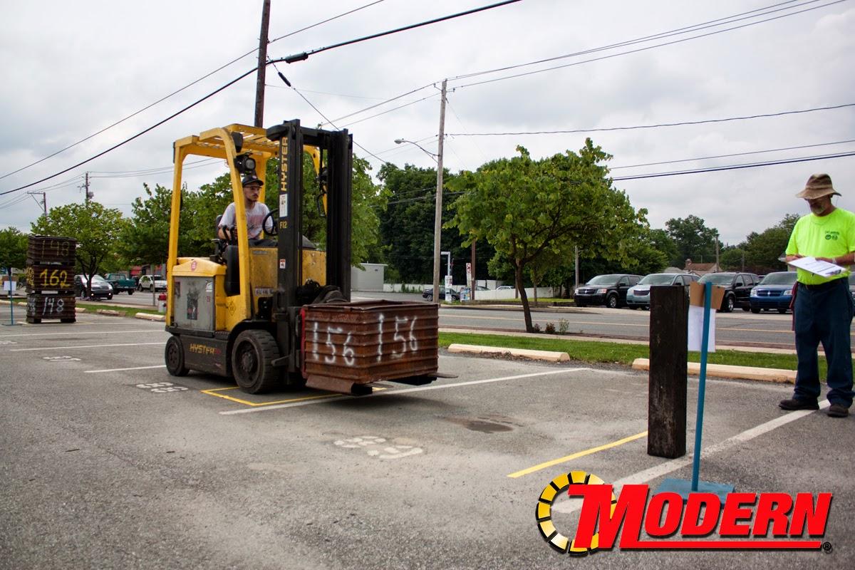 Modern Group News Modern Co Sponsers 1st Annual Forklift