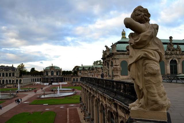 Дрезденський Цвінгер, Дрезден, Німеччина (Zwinger, Dresden, Germany)