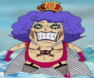 Emperio Ivankov | Wikia One Piece | Oploverz One Piece