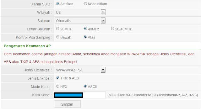 Keamanan Wi-Fi Mana Yang Harus Digunakan WPA2-AES, WPA2-TKIP, atau Keduanya