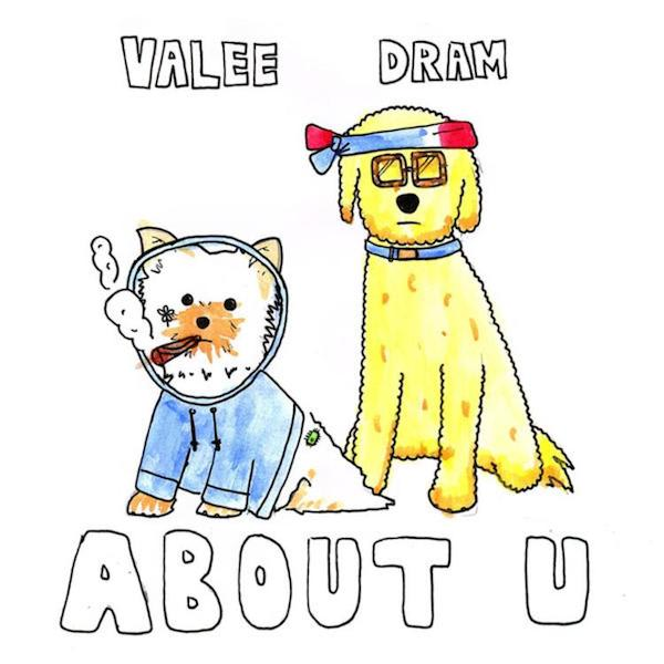 Valee Feat. D.R.A.M. - About U (Clean / Dirty) - Single