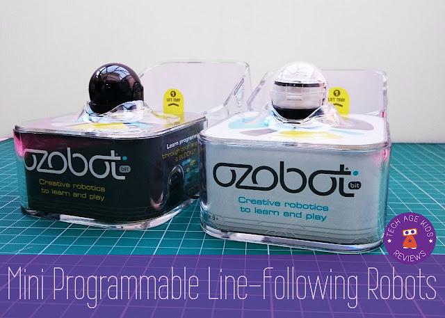 ozobot bit robots