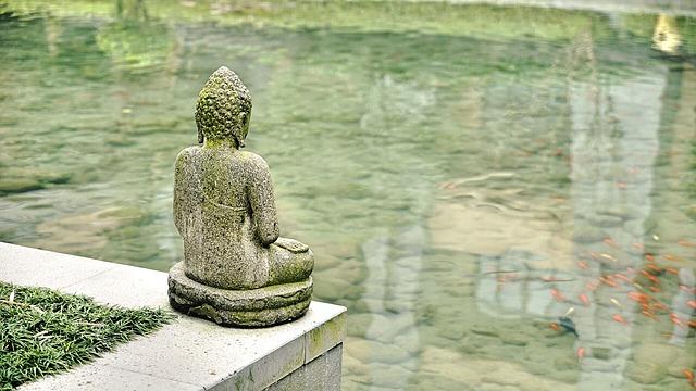 Places to see in Chengdu, Buddha Statue, Buddha Template, China, Chengdu,