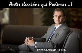 As eleccións de Ciudadanos