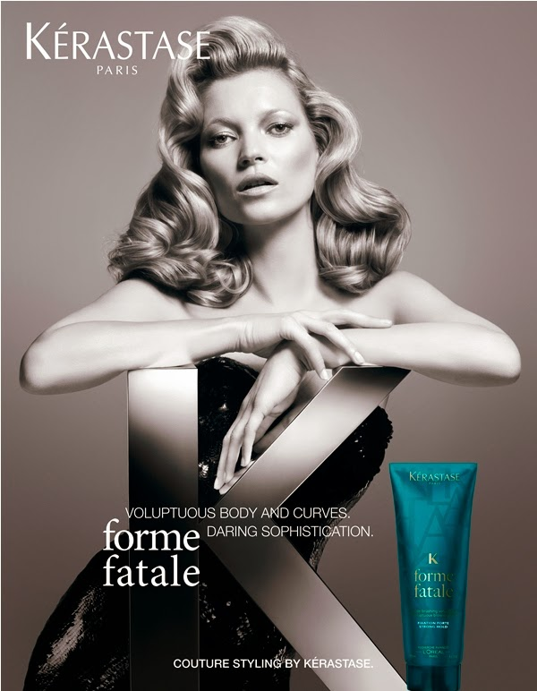 Couture Styling by Kerastase.