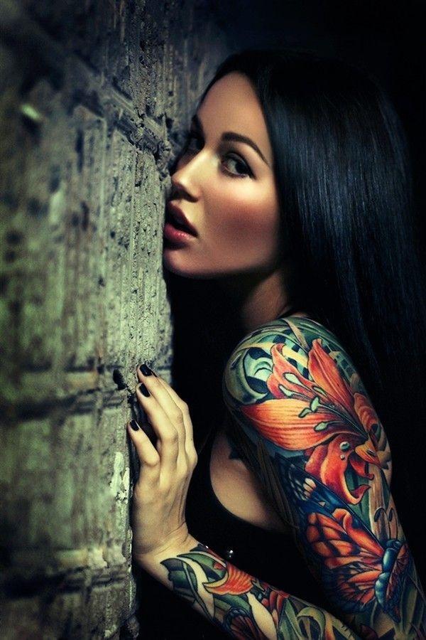 fotos de tatuajes para mujer