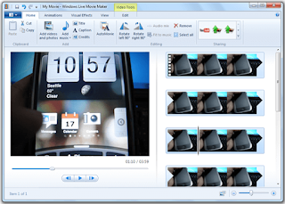 Windows-movie-maker محرر