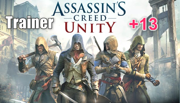 Assassin's Creed Unity +13 Trainer - Free Download - Game Hack Shop