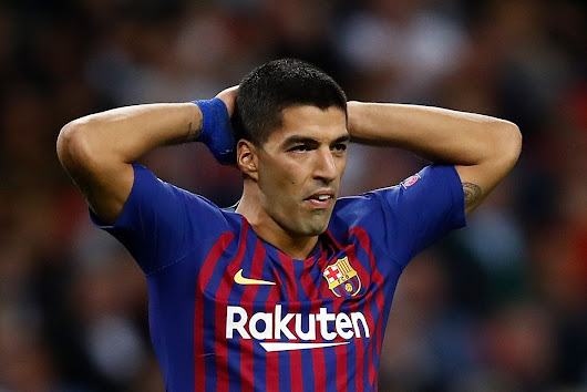 Why Luis Suarez replacement must be a priority for Barcelona